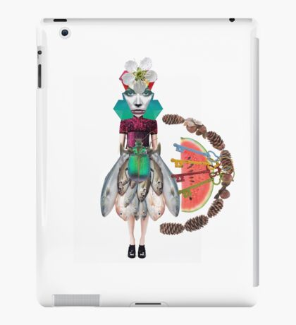 Christopher Kane dress with fish iPad Case/Skin