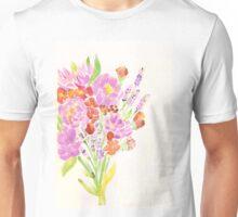 Flower Bouquet Unisex T-Shirt
