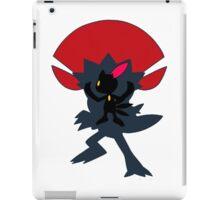 Pokémon - Weavile Evolution iPad Case/Skin