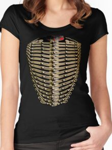 Full Metal Jacket Women's Fitted Scoop T-Shirt