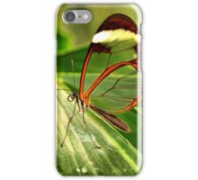 Glasswing iPhone Case/Skin