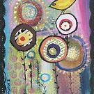 yellow birdy by sue mochrie