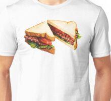 BLT Sandwich Pattern Unisex T-Shirt