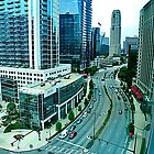 Atlanta, Georgia by Mike Pesseackey (crimsontideguy)
