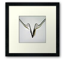 Necklace for gourmet Framed Print