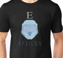 Red Versus Blue | Project Freelancer: Epsilon Unisex T-Shirt