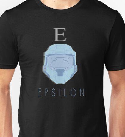 Red Versus Blue | Project Freelancer: Epsilon Unisex T-Shirt