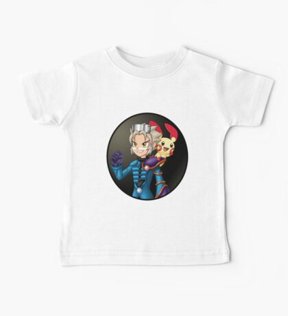 Pokemon Colosseum - Wes and Plusle Baby Tee