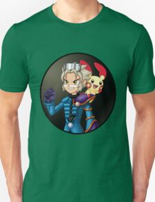 Pokemon Colosseum - Wes and Plusle T-Shirt