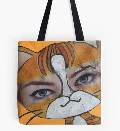 Emma the cat Tote Bag