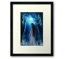 Elfin Dreams Framed Print
