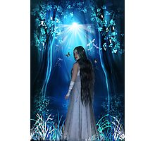 Elfin Dreams Photographic Print