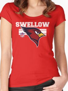 Swellow Women's Fitted Scoop T-Shirt