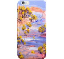 Back to nature iPhone Case/Skin