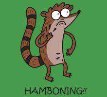 Hamboning!!! One Piece - Short Sleeve