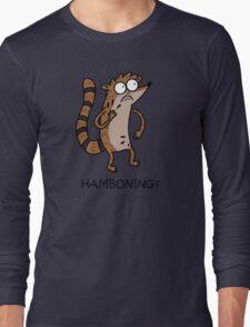 Hamboning!!! Long Sleeve T-Shirt