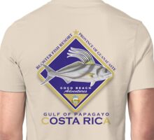 rooster fish costa rica Unisex T-Shirt