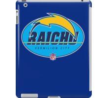 Vermilion City Raichu iPad Case/Skin