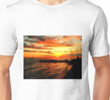 Just Beyond the Sunset Unisex T-Shirt