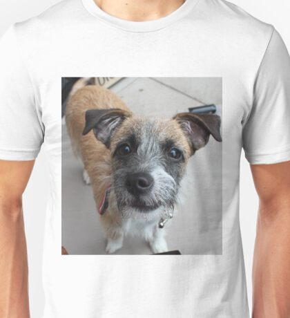 Lily, the Jack Russell Terrior Unisex T-Shirt