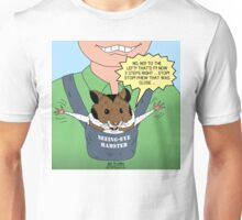 Seeing-Eye Hamster Unisex T-Shirt