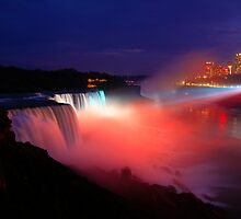 Niagara Falls-American Side by BigD