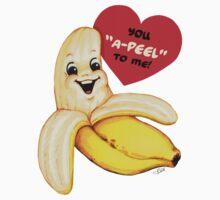 Banana Valentine T-Shirt