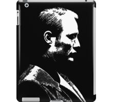 Hannibal Lecter (Mads Mikkelsen) (TV Series) iPad Case/Skin