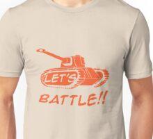 Let's Battle!! #1 Unisex T-Shirt