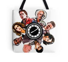 BTTF: Clock Tower MIX Tote Bag
