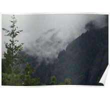 Newhalem View Poster