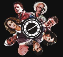 BTTF: Clock Tower MIX by javics