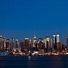 Manhattan New York by mertozgur