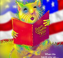 'Let Us Remember' George the Singing Mouse by luvapples downunder/ Norval Arbogast
