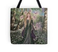Hannah Titania,on a Midsummer's Eve fairy faerie,fantasy Tote Bag