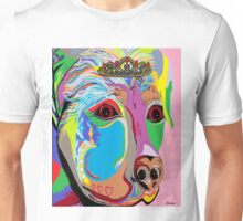 Lady Rottweiler Unisex T-Shirt