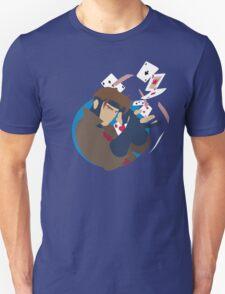 Minimalist Gambit X-Men T-Shirt