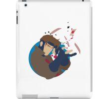 Minimalist Gambit X-Men iPad Case/Skin