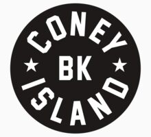 Coney Island One Piece - Short Sleeve