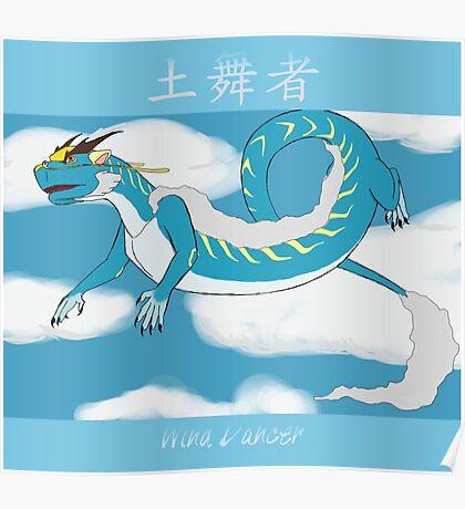 Wind Dancer Poster
