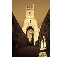 Ennis Abbey Photographic Print