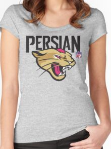 Persian Women's Fitted Scoop T-Shirt