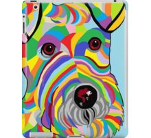 Wire Fox Terrier iPad Case/Skin