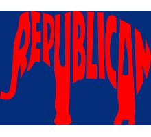 Republican Party Photographic Print