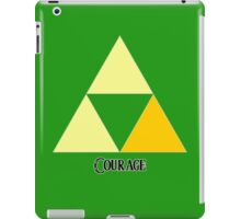 Triforce of Courage iPad Case/Skin