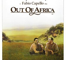 Out of Africa by David Cumming