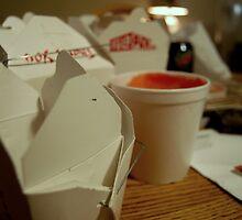 La Cuisine Chinoise by dacodahulse