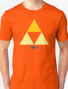 Triforce of Power T-Shirt