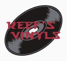keefs vinyl One Piece - Short Sleeve