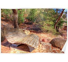 Lounging Around_Wineglass Bay Poster